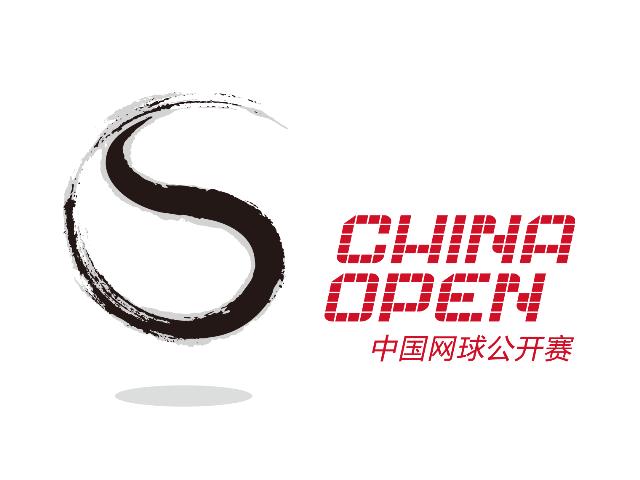 「チャイナオープン」ロゴ
