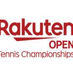 「楽天ジャパンオープンテニスチャンピオンシップ」ロゴ