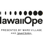 「ハワイオープンテニス」ロゴ