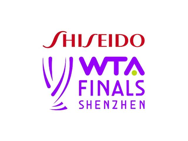 「WTAファイナルズ2019」ロゴ