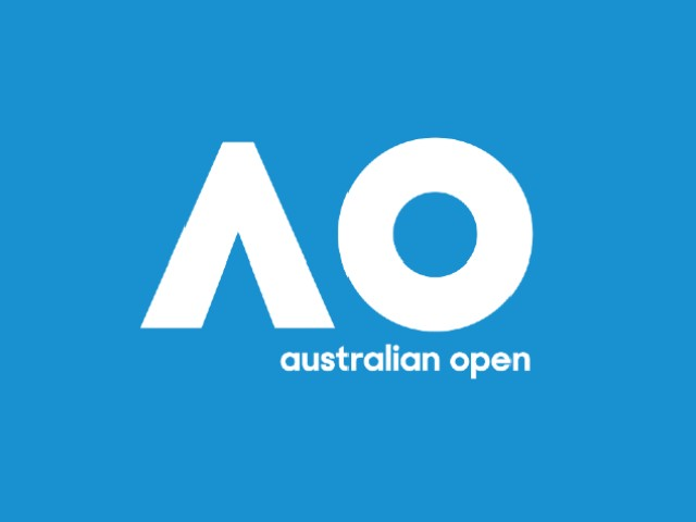 「全豪オープンテニス」ロゴ