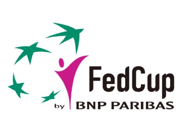 フェドカップ(フェド杯)ロゴ