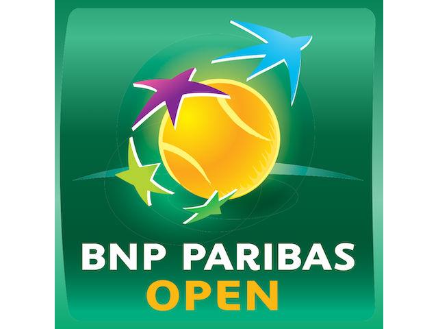 「BNPパリバ・オープン」ロゴ