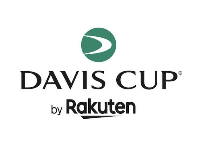 「デビスカップ」ロゴ