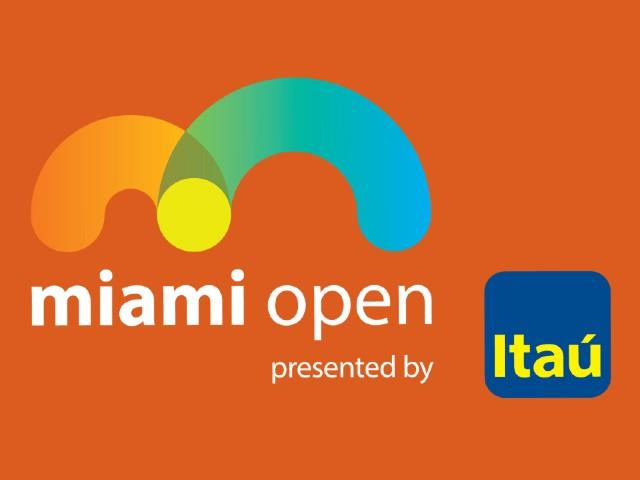 「マイアミオープン」ロゴ
