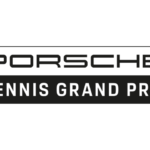 「ポルシェ・テニス・グランプリ」ロゴ