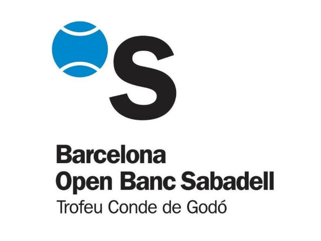 「バルセロナ・オープン・バンコ・サバデル」ロゴ