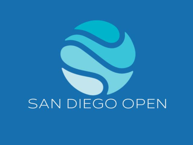 「サンディエゴオープン」ロゴ